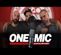 ONE MIC: TIERSTAR, JAYSUS & CRACKAVELI (BEAT BY DJ ROCKY) #01