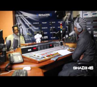 ORLANDO JONES vs DJ WHOO KID on the WHOOLYWOOD SHUFFLE on SHADE 45