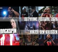 Out4Fame Festival 2014 - Hinter den Kulissen | BACKSPIN TV