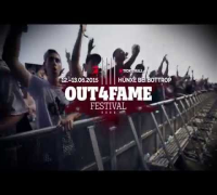 OUT4FAME Festival 2015 mit Wu-Tang Clan, Busta Rhymes, Mobb Deep, Mos Def, Samy, Azad, 187, Afrob