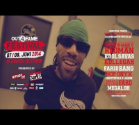 OUT4FAME FESTIVAL - KOOL SAVAS, CHAKUZA & RAF CAMORA, METHOD MAN UND REDMAN... - SHOUT OUTS