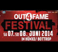 Out4Fame Festival - Pfingswochenende 2014