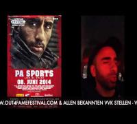 PA SPORTS - SHOUT - OUT4FAME FESTIVAL 2014