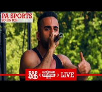 PA SPORTS - SO BIN ICH - LIVE at the Out4Fame Festival 2014 - RAP4AID