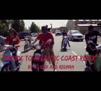 """Pacific To Atlantic Remix"" Dj Quik feat.Redman Music Video v2"