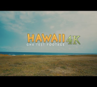 Panasonic GH4 4k footage - Hawaii