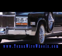 Paul Wall Texan Wire Wheels commercial - SWANG on Playa | a Michael Artis Film