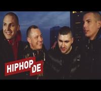 """Pedaz, Blut&Kasse & Freshmaker - Outtakes vom """"Alles im Griff""""-Videodreh"""