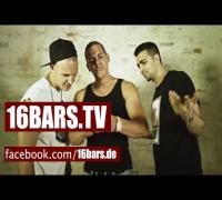 Pedaz und Blut & Kasse feat. BRKN - Heute so, morgen so // prod. by Rooq (16BARS.TV Premiere)