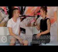 Pimf im Interview auf dem splash! Festival