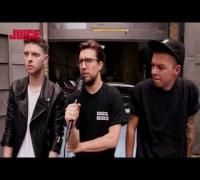 Prinz Pi, Olson & eRRdeKa - Keine Liebe Records-Covershooting [JUICE TV]
