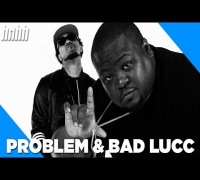 Problem & Bad Lucc Chop It Up With Damon Campbell (Interview)