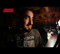 Psaiko.Dino - #Hangster Releaseparty (JUICE TV)