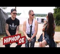 Psaiko.Dino & Marla Blumenblatt: Bald neue Projekte? (Splash! 17)