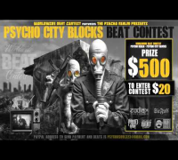 PSYCHO REALM & WORLDWIDE BEAT CONTEST - PSYCHO CITY BLOCKS
