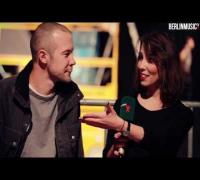 "Pupkulies & Rebecca über ""Tibau"" im Postbahnhof - BERLINMUSIC.TV"