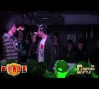 Pyrin vs Sickless - BenztownBattle / Rap Battle (WWB-Die Liga)