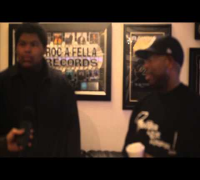 R.A. surprises A-F-R-O with legendary producer DJ PREMIER