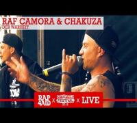 RAF CAMORA & CHAKUZA - DER WAHRHEIT - LIVE at the Out4Fame Festival 2014 - RAP4AID