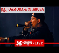 RAF CAMORA & CHAKUZA - F-V-K-K - LIVE at the Out4Fame Festival 2014 - RAP4AID
