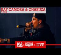 RAF CAMORA & CHAKUZA - F-V-K-K - LIVE at the Out4Fame Festival 2014 - RAP4AID