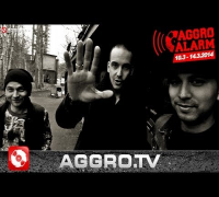 RAF CAMORA, CHAKUZA & JOSHI MIZU AGGRO ALARM SHOUT OUT (OFFICIAL HD VERSION AGGROTV)