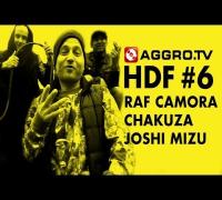 RAF CAMORA, CHAKUZA & JOSHI MIZU HALT DIE FRESSE 06 NR 328 (OFFICIAL HD VERSION AGGROTV)