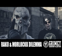 Rako feat. Morlockk Dilemma - Alpha & Omega (OFFICIAL HD VERSION GRIMEY)