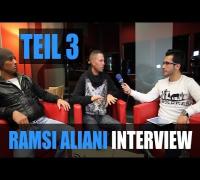 RAMSI ALIANI über sein ALBUM GOLDKEHLE, DANTE THOMAS, ROSENBLÄTTER (TEIL 3) - TV STRASSENSOUND RNB