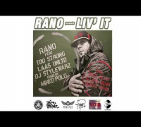 RANO FEAT. TOO STRONG - LAAS UNLTD & DJ STYLEWARZ PROD. BY MIRKO POLO/ VIDEO VORSCHAU!!!