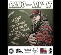 RANO feat. TOO STRONG-LAAS UNLTD&DJ STYLEWARZ prod. by MIRKO POLO
