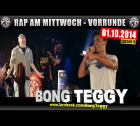 RAP AM MITTWOCH: 01.10.14 BattleMania Vorrunde (2/4) GERMAN BATTLE
