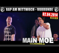 RAP AM MITTWOCH: 02.04.14 BattleMania Vorrunde (2/4) GERMAN BATTLE