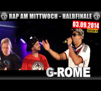 RAP AM MITTWOCH: 03.09.14 BattleMania Halbfinale (3/4) GERMAN BATTLE