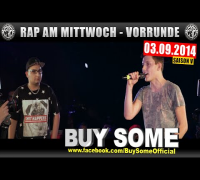 RAP AM MITTWOCH: 03.09.14 BattleMania Vorrunde (2/4) GERMAN BATTLE