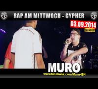 RAP AM MITTWOCH: 03.09.14 Die Cypher feat. Muro uvm. (1/4)