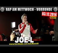 RAP AM MITTWOCH: 03.12.14 BattleMania Vorrunde (2/4) GERMAN BATTLE