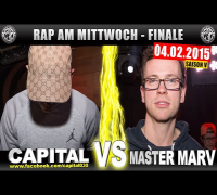 RAP AM MITTWOCH: 04.02.15 BattleMania Finale (4/4) GERMAN BATTLE