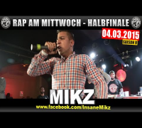RAP AM MITTWOCH: 04.03.15 BattleMania Halbfinale (3/4) GERMAN BATTLE