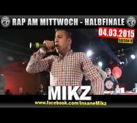 RAP AM MITTWOCH: 04.03.15 BattleMania Halbfinale (3/4) GERMAN BATTLE