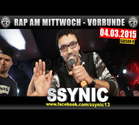 RAP AM MITTWOCH: 04.03.15 BattleMania Vorrunde (2/4) GERMAN BATTLE
