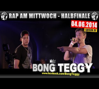 RAP AM MITTWOCH: 04.06.14 BattleMania Halbfinale (3/4) GERMAN BATTLE
