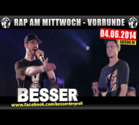 RAP AM MITTWOCH: 04.06.14 BattleMania Vorrunde (2/4) GERMAN BATTLE