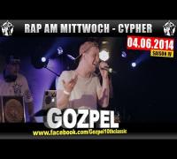 RAP AM MITTWOCH: 04.06.14 Die Cypher feat. Gozpel uvm. (1/4)