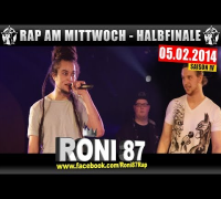 RAP AM MITTWOCH: 05.02.14 BattleMania Halbfinale (3/4) GERMAN BATTLE