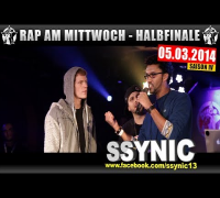 RAP AM MITTWOCH: 05.03.14 BattleMania Halbfinale (3/4) GERMAN BATTLE