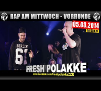 RAP AM MITTWOCH: 05.03.14 BattleMania Vorrunde (2/4) GERMAN BATTLE