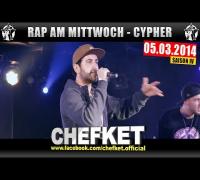 RAP AM MITTWOCH: 05.03.14 Die Cypher feat. Chefket uvm. (1/4)