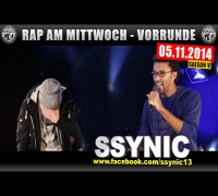 RAP AM MITTWOCH: 05.11.14 BattleMania Vorrunde (2/4) GERMAN BATTLE