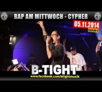 RAP AM MITTWOCH: 05.11.14 Die Cypher feat. B-Tight uvm. (1/4)